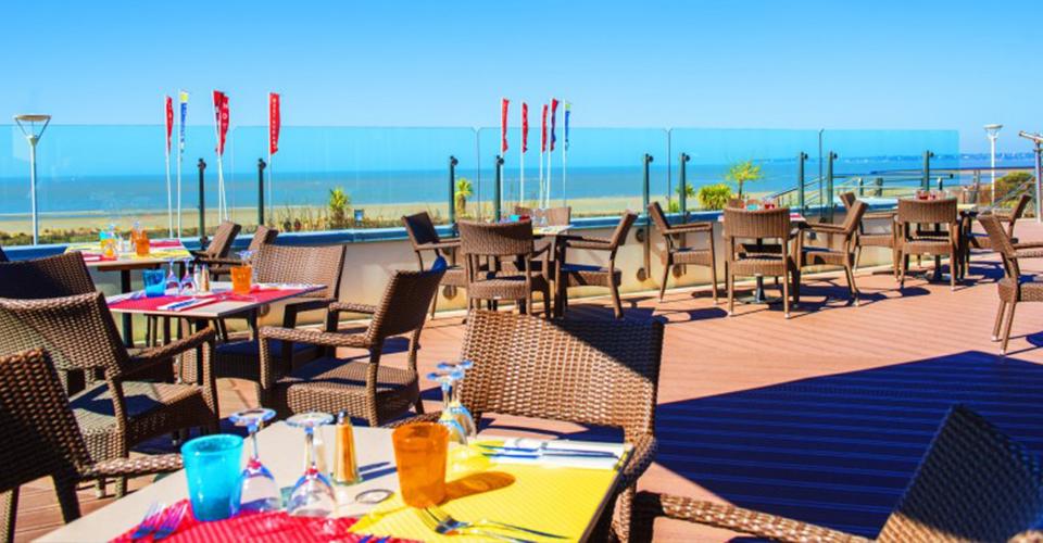 Régalez-vous dans un restaurant panoramique à Saint‑Brevin