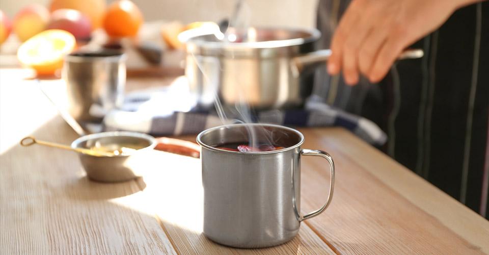 Sirotez un chocolat chaud à Pornichet